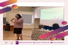 Dr Clara Moningka pembicara seminar parenting 5 Oktober 2019 di Saint Peter primary School