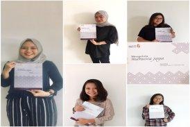 mahasiswa penulis buku Membangun Manusia Jaya