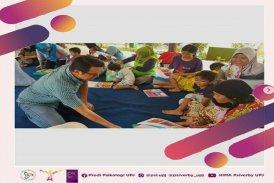 Supriyanto memberi Workshop di RPTRA Bintaro Februari 2020